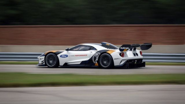Ford GT Mk II track-only supercar (3)