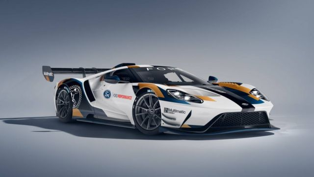 Ford GT Mk II track-only supercar (12)
