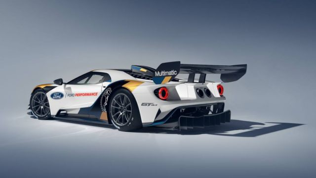 Ford GT Mk II track-only supercar (11)