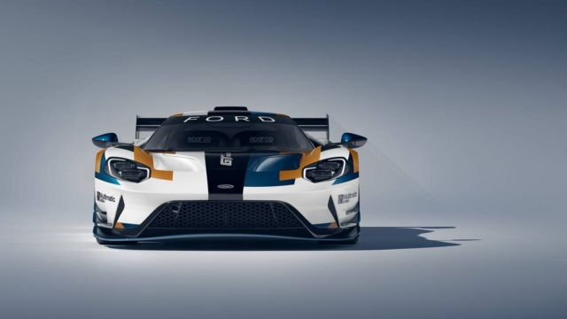 Ford GT Mk II track-only supercar (10)