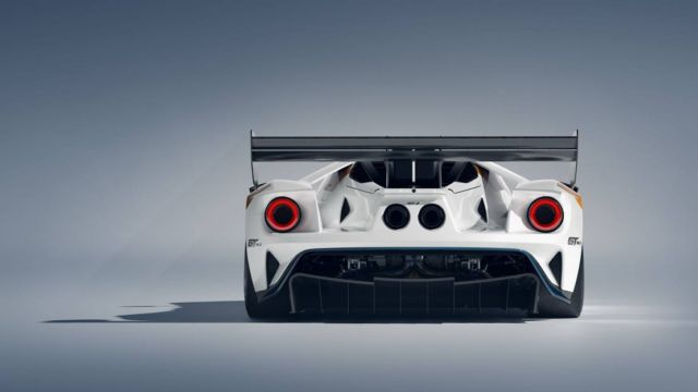 Ford GT Mk II track-only supercar (9)