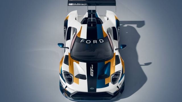 Ford GT Mk II track-only supercar (8)