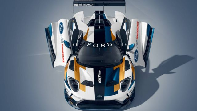 Ford GT Mk II track-only supercar (7)
