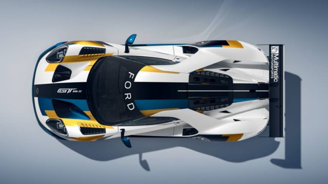 Ford GT Mk II track-only supercar (6)