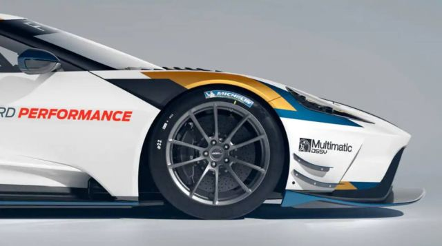Ford GT Mk II track-only supercar (5)