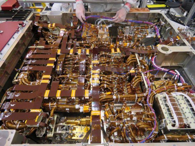 Mars 2020 Rover Power System