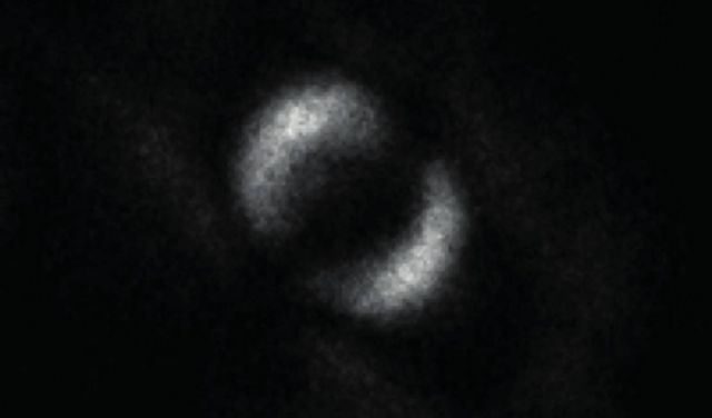 Image of Quantum Entanglement captured for the first time