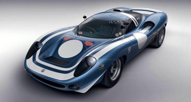 Jaguar Ecurie Ecosse LM69