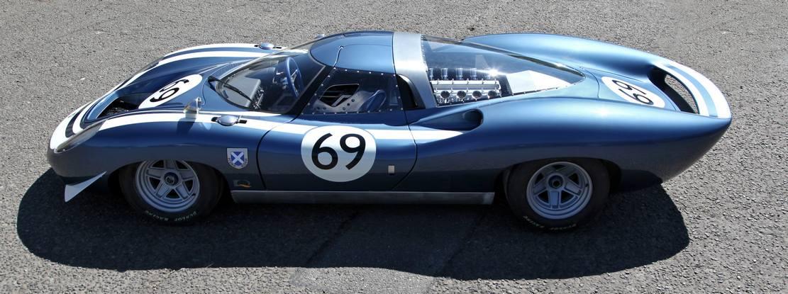 Jaguar Ecurie Ecosse LM69 (1)