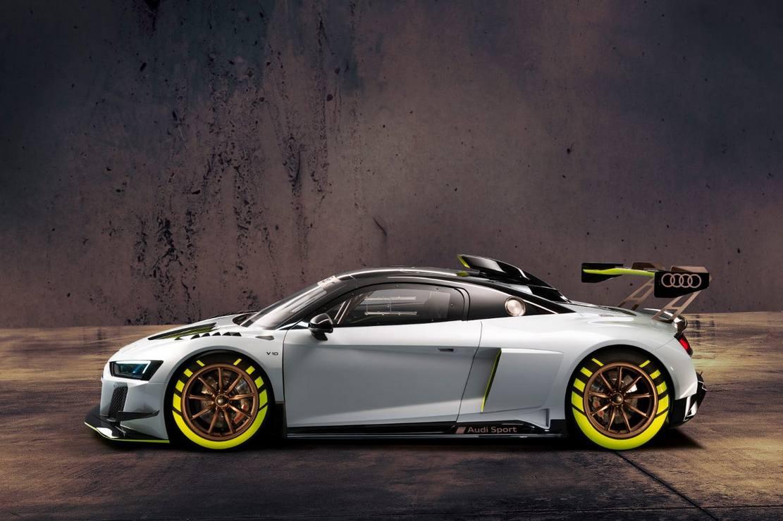 New Audi R8 LMS GT2 (1)