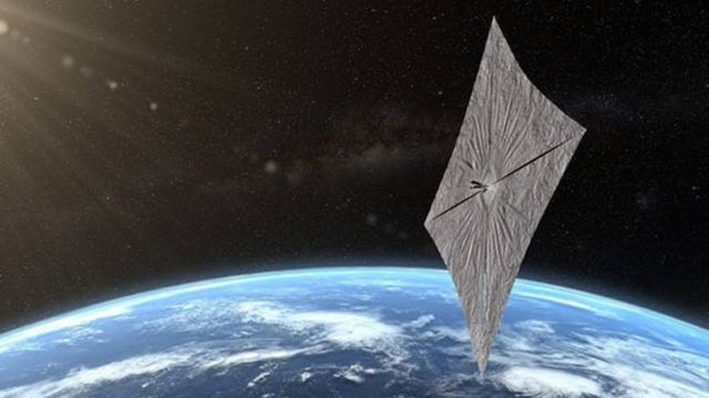 LightSail 2 spacecraft