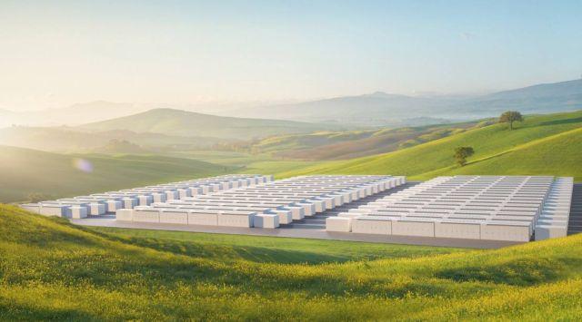 Tesla Megapack Utility-Scale Energy Storage