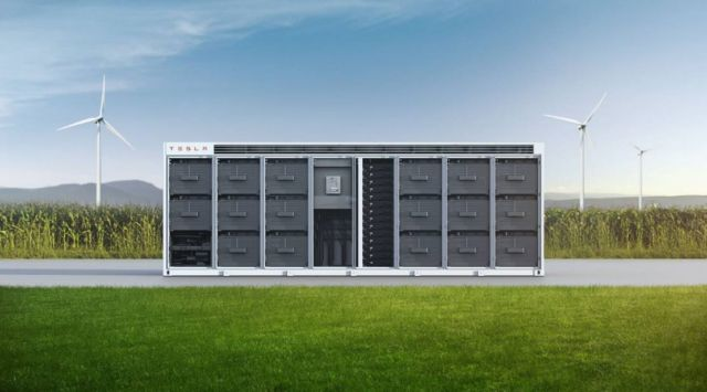 Tesla Megapack Utility-Scale Energy Storage (1)