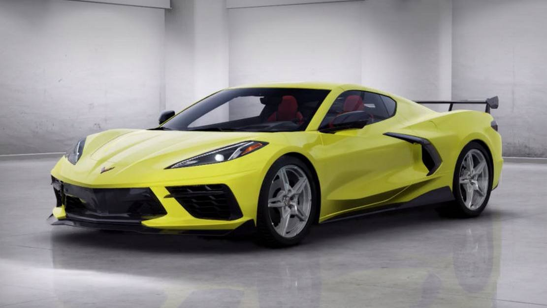 The 2020 Chevrolet Corvette Stingray