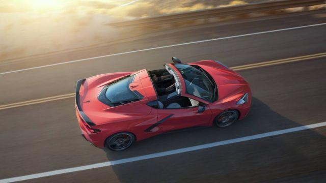 The 2020 Chevrolet Corvette Stingray (5)
