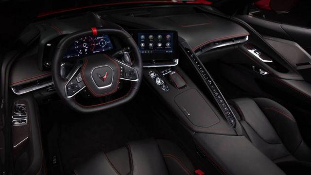 The 2020 Chevrolet Corvette Stingray (3)
