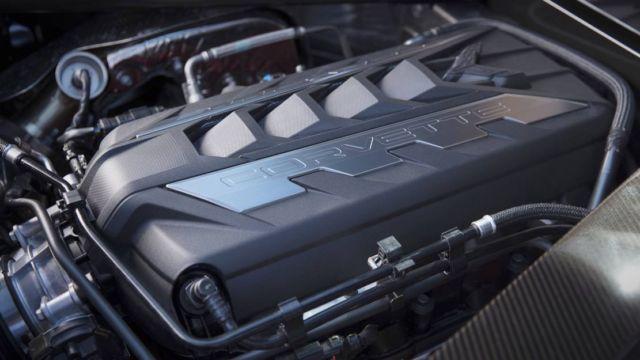 The 2020 Chevrolet Corvette Stingray (2)
