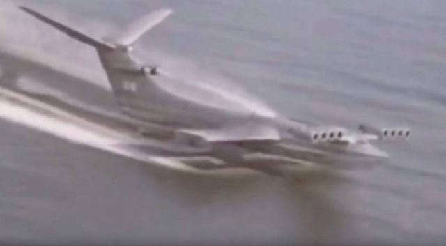 The Soviet Superplane That Rattled America