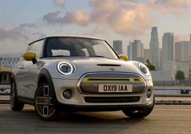 The new MINI Electric is coming next year