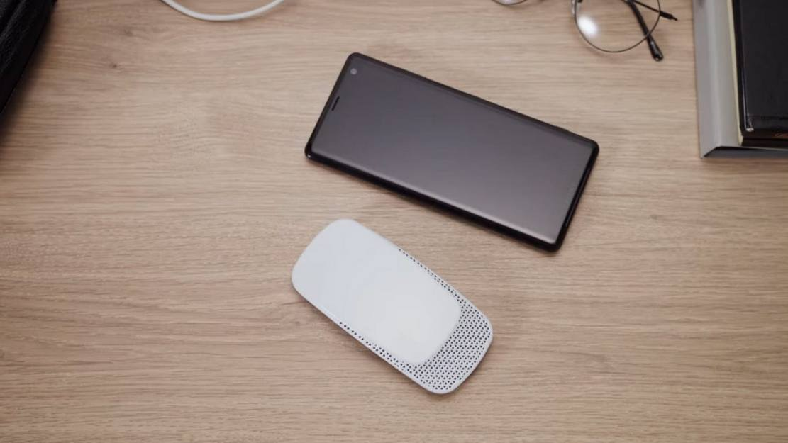 Wearable Air Conditioner Wordlesstech