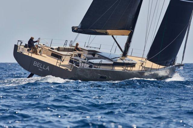 Y7 Sailing Yacht