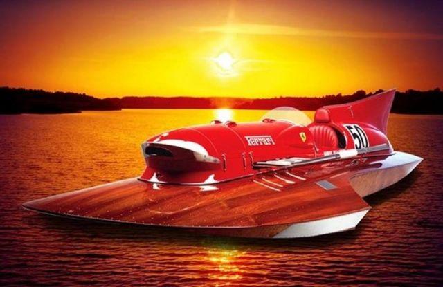 1952 Ferrari Arno XI Racing Boat (4)