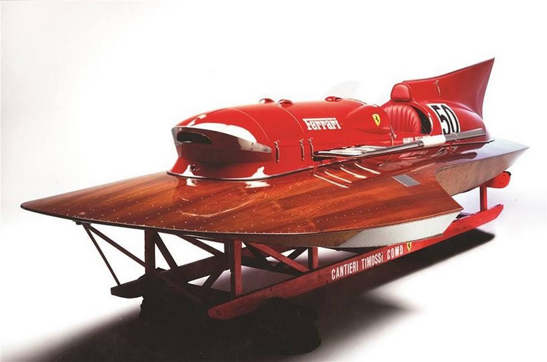 1952 Ferrari Arno XI Racing Boat (3)