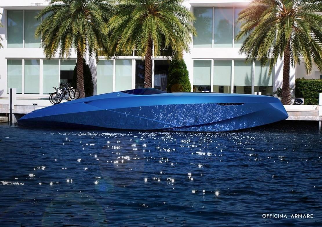 A43 Concept X Lamborghini Day Cruiser (1)