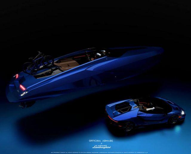 A43 Concept X Lamborghini Day Cruiser (6)