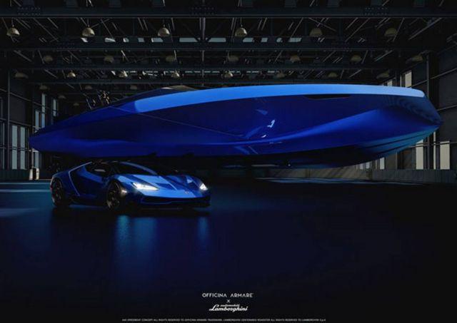 A43 Concept X Lamborghini Day Cruiser (5)