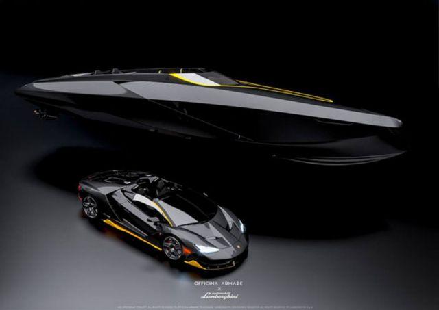 A43 Concept X Lamborghini Day Cruiser (4)