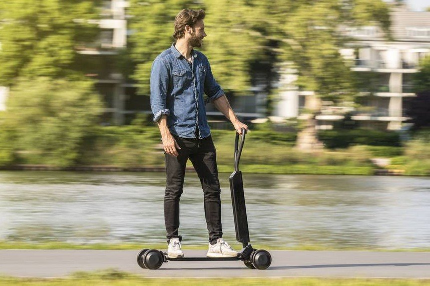 Audi Electric Scooter (6)