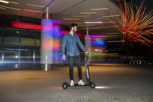 Audi Electric Scooter (5)