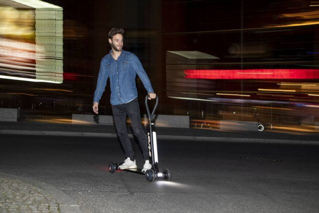 Audi Electric Scooter (2)