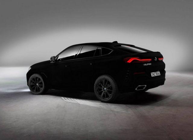 BMW unveils world's Darkest Car (8)