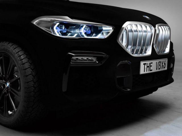 BMW unveils world's Darkest Car (7)