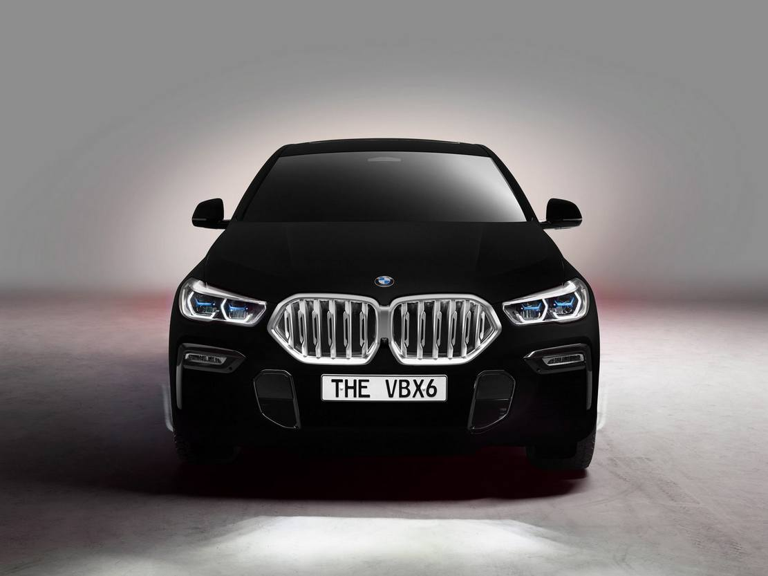 BMW unveils world's Darkest Car (6)