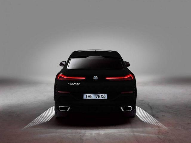 BMW unveils world's Darkest Car (5)