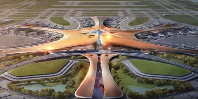 Building China's $12BN Mega Airport