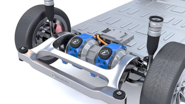 HET new efficient electric motor