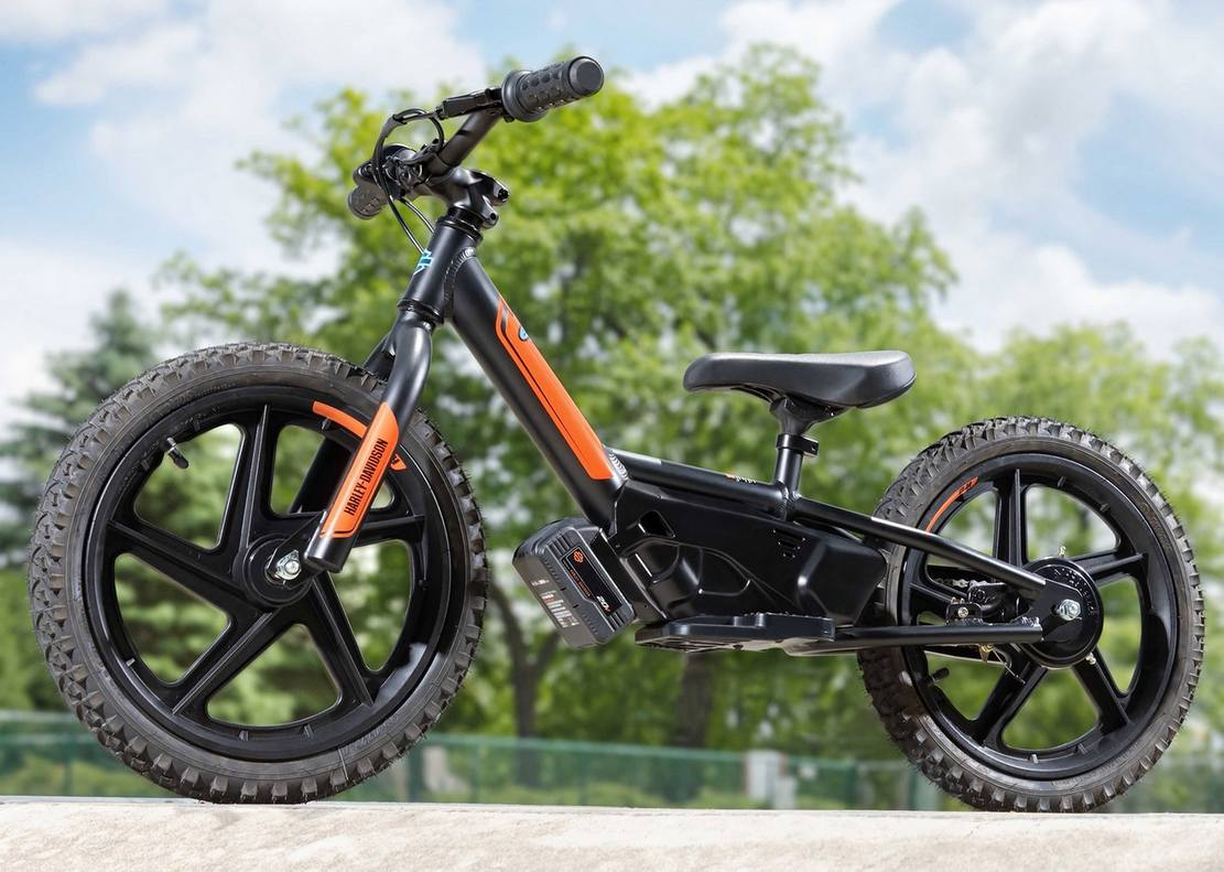 Harley-Davidson electric bikes for Kids (4)