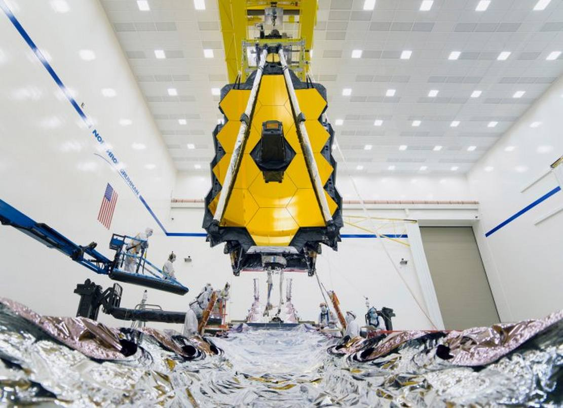 James Webb Space Telescope Has Been Assembled (3)