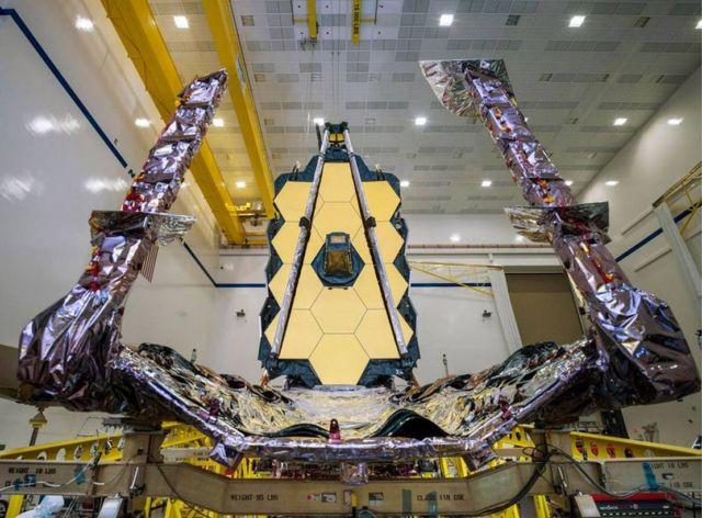 James Webb Space Telescope Has Been Assembled (2)
