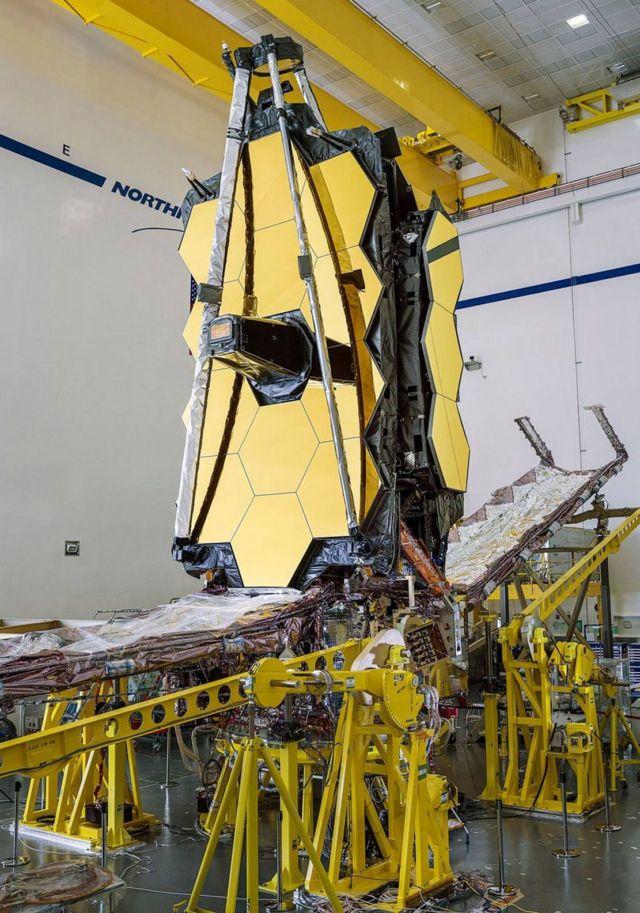 James Webb Space Telescope Has Been Assembled (1)