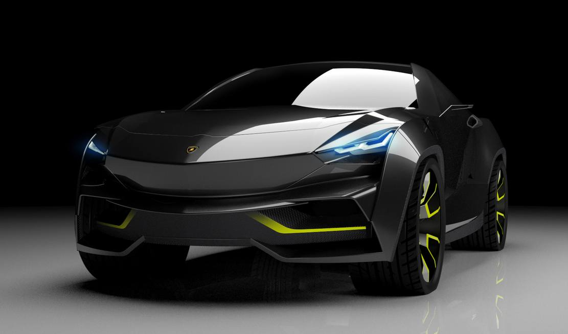 Lamborghini Agressivo 2022 concept
