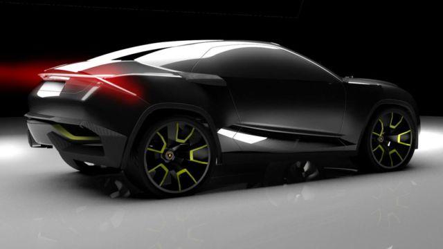 Lamborghini Agressivo 2022 concept (2)