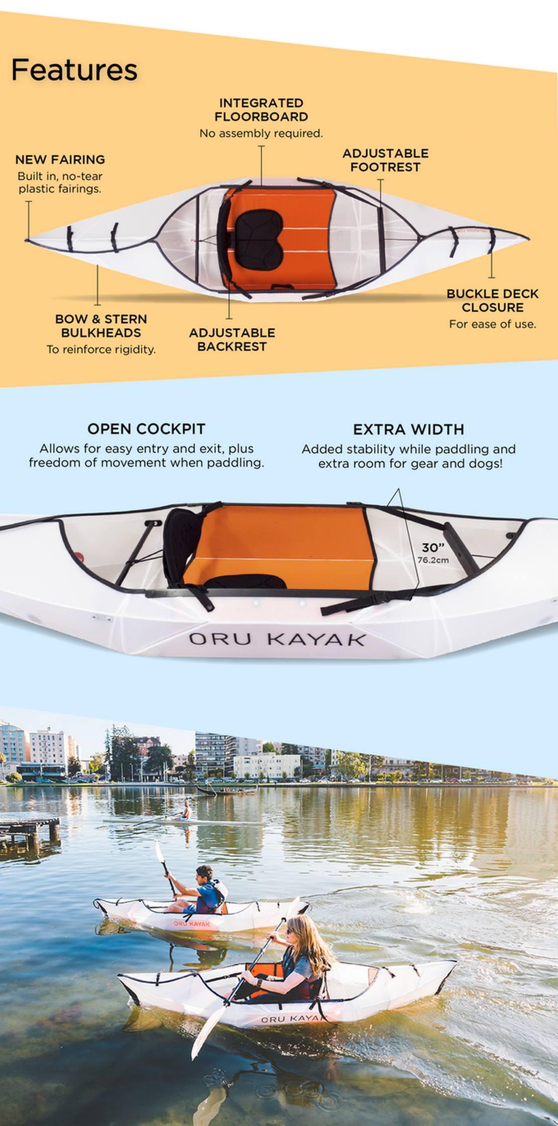 Oru Electric Kayak