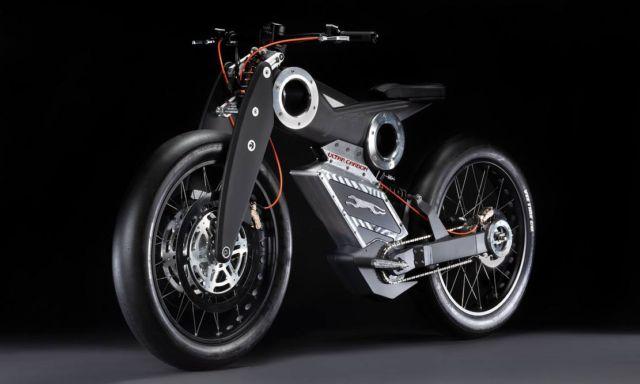 Moto Parilla electric bike (8)