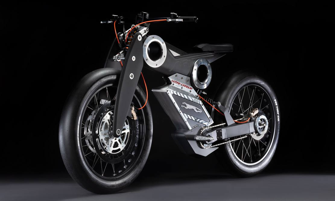 Moto Parilla electric bike (8)