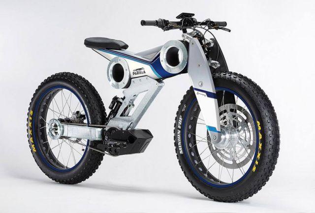 Moto Parilla electric bike (5)
